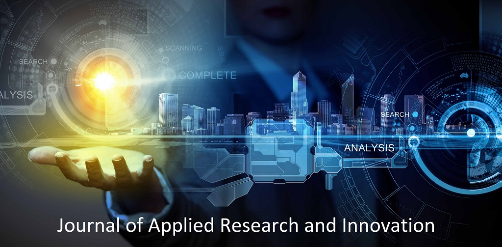 Journal of Applied Research and Innovation